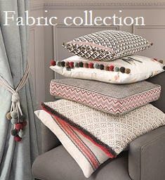 Fabrics and interiors Room in Hay home decoration