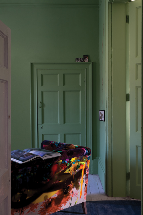 What Works Well With Farrow And Ball Breakfast Room Green